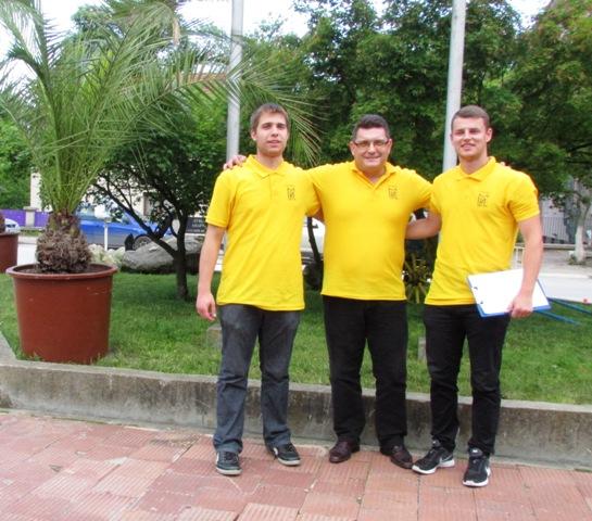 ПГИ Изключителен успех на Националната олимпиада по информационни технологии - Георги Николаев е ЛАУРЕАТ