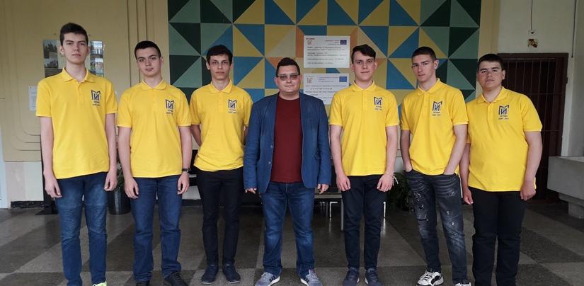 Отбор по Информационни технологии на ПГИ - Перник